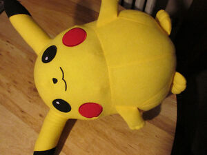 PIKACHU FW 2007 Japanese 13' Stuffed Plush Toy Nintendo Pokemon