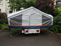 Small Viking Express Tent Trailer (450lbs/200kg)