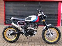 BULLIT MOTORCYCLES HERO 125 BRAND NEW 2 YEAR WARRANTY FINANCE AUTHORISED DEALER