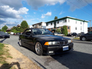 1996 BMW 3-Series 318i Convertible