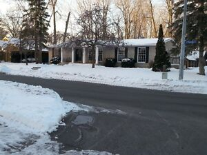 """""""OPEN HOUSE """" - LARGE BUNGALOW - HEART OF RIVERDALE"""