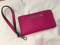 MICHAEL KORS PURSE - HOT PINK - LIKE NEW CONDITION - £60
