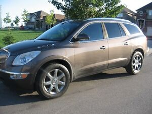 2008 Buick Enclave AWD SUV, LEATHER two sunroofs ,Navigation sys Kitchener / Waterloo Kitchener Area image 3