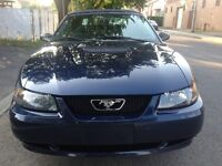 2002 Ford Mustang Convertible- KM certified and car proof