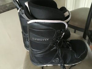 Firefly snowboard boots size 9 mens