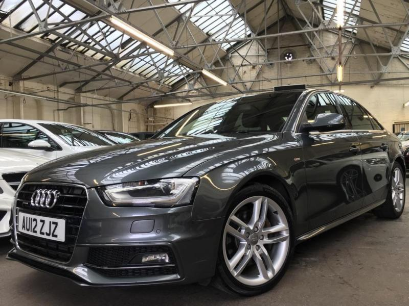 2012 audi a4 2 0 tfsi s line quattro 4dr in new basford nottinghamshire gumtree. Black Bedroom Furniture Sets. Home Design Ideas