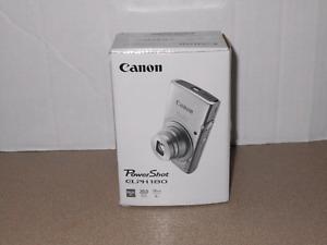 New open box Canon PowerShot ELPH180 20.0 MP 8x Optical Zoom