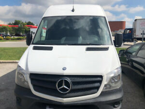 2014 Mercedes Sprinter low kilometer