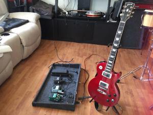 guitare Gibson Robot