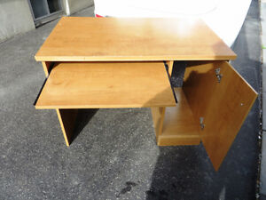 Desk - well used. Solid.