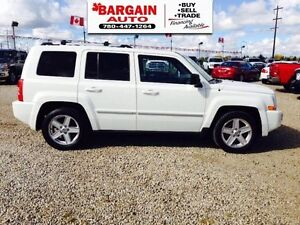 2010 Jeep Patriot LTD,AUTOMATIC,AWD,LEATHER