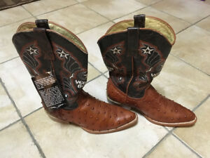 Réal leather cowgirl boots