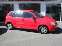 2005 VOLKSWAGEN POLO 1.2 S 55 5dr