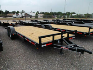 Wanted - 20' 10,000lb or larger flatdeck trailer