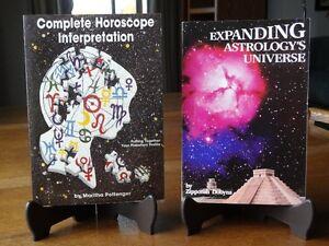 Two astrology books