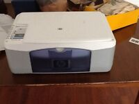 HP Deskjet F300 Series printer & photocopier was in laws and hardly used.