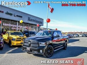 2013 Ram 1500 Sport   - Sunroof - Heated Seats -