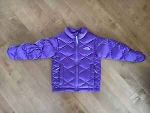 NorthFace Winter Jacket Toddler Size 4