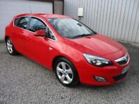 2010 Vauxhall Astra 1.4T 16V SRi [140] 5dr hatchback 5 door Hatchback