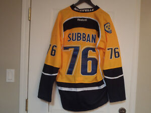 38 authentic NHL HOCKEY JERSEYS for sale or trade !!!!!!!!!