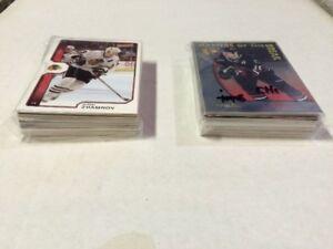 Chicago Black Hawks hockey cards