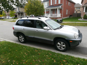 2006 Hyundai Sante Fe