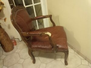 Antique arm chair for sale