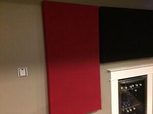Acoustic Sound Panels - Sound Absorption Panels / Blankets St. John's Newfoundland image 3