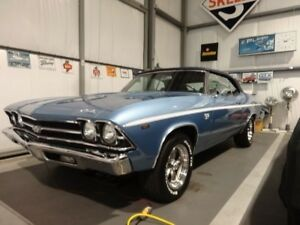 69 70 Chevelle New Interior,69 SS Hood, Valve Covers Hinges More