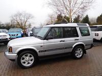 2004 04 Reg Land Rover Discovery 2 2.5Td5 ( 7st ) Auto ES Premium