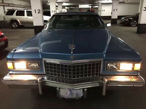 Classic Cadillac Coupe Deville For Sale or Trade