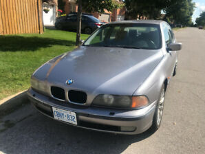 1997 BMW 5 Series. clean smooth car. NEW Rims and Tires!