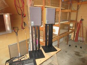 JBL Speakers with stands Kingston Kingston Area image 1