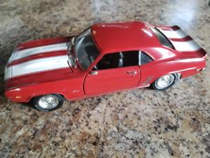 Camaro z28 1969 Ertl diecast 1/18