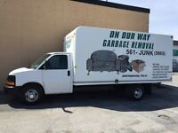 Garbage removal and heavy pickup 902-561-5865