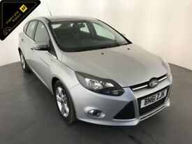 2011 61 FORD FOCUS ZETEC TDCI DIESEL 1 OWNER SERVICE HISTORY FINANCE PX WELCOME