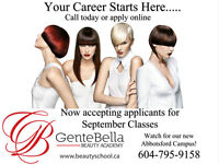 Your Career Starts Here....  now accepting students!