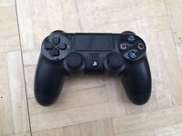 Near new ps4 controller