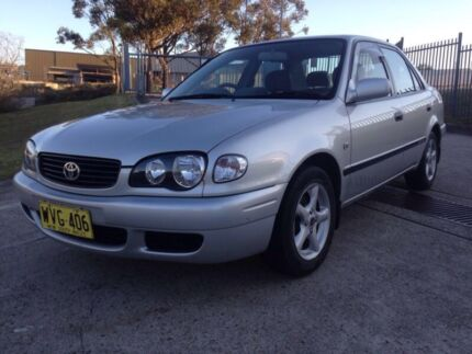 Toyota Corolla - Low Km - Excellent condition & Mech a1 Floraville Lake Macquarie Area Preview