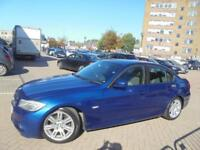 2009 BMW 3 Series 2.0 320d M Sport 4dr