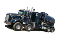 2007 KW T800B T/A T/A HYDRO Vac Combo Truck Cash/ trade/ lease