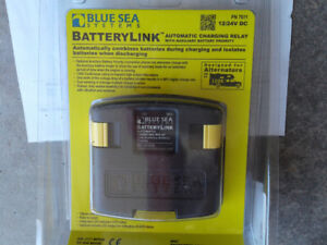 Blue Sea Batterylink Automatic  Charging  Relay