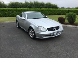 Mercedes Convertible Cabriolet roadster CLK 230 automatic