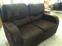 Almost New Palliser EQ Dual Reclining Loveseeat
