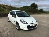 2012 Renault Clio 1.5 DCI Dynamique Tom Tom 33k miles. Finance Available