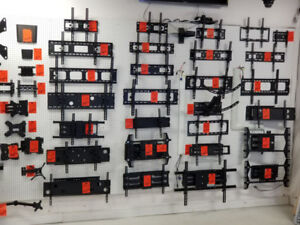 TV WALL MOUNTS ,TILTING, NON TILTING, FULL MOTION TV WALL MOUNTS