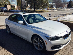 BMW 2016 320i Xdrive Take Over Lease