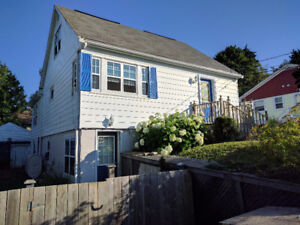 $550 - 2 BRs avail Nov 1st in Fairview home – parking, laundry