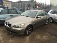 BREAKING BMW 5 SERIES 530D E60 Auto