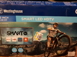 "32"" Westinghouse smart tv."
